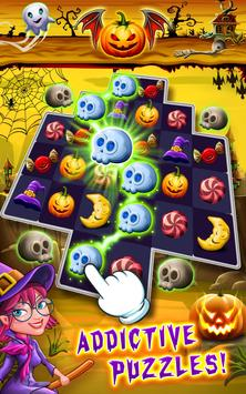 Halloween Witch Connect screenshot 12