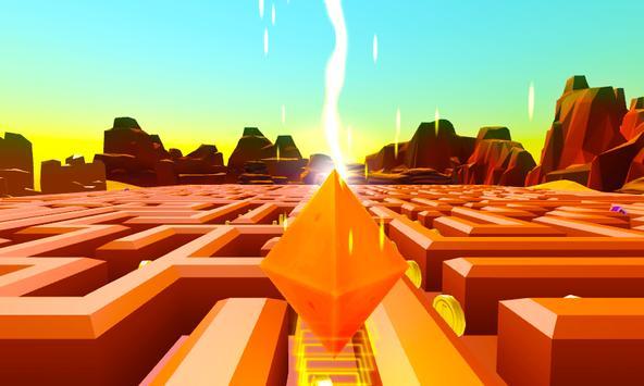 3D Maze screenshot 1