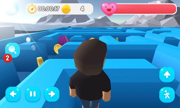 3D Maze screenshot 3