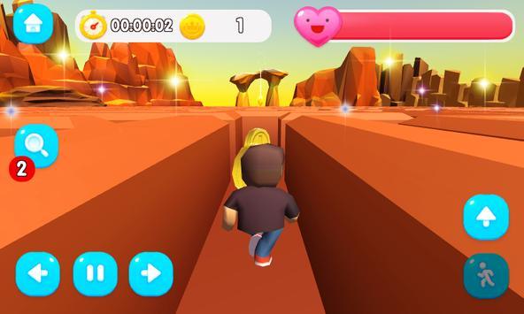 3D Maze screenshot 5