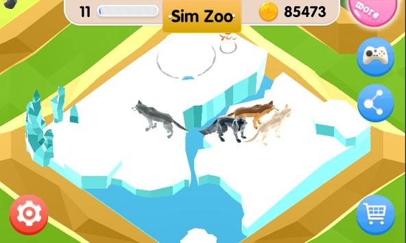 Sim Zoo screenshot 3