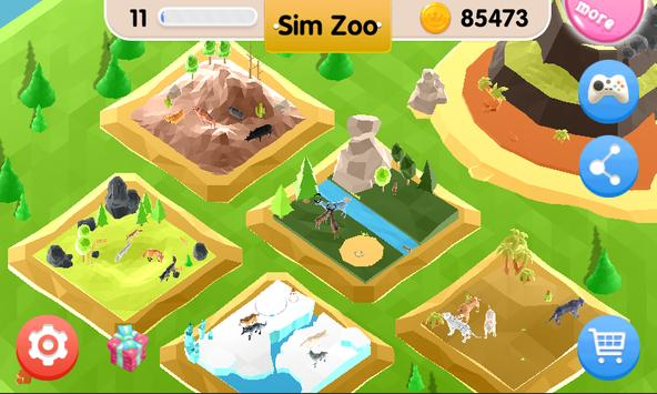 Sim Zoo screenshot 1