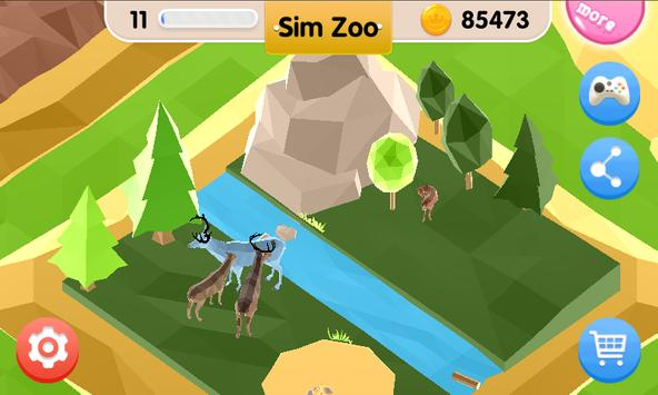 Sim Zoo screenshot 2