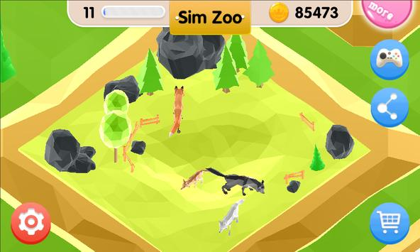 Sim Zoo screenshot 4