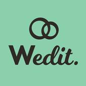 מארגנים חתונה -Wedit icon