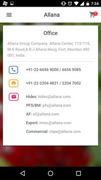 Allana By-Products screenshot 1