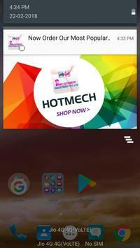 HOTMECH poster