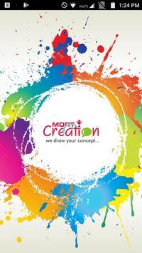 MDRT Creation poster