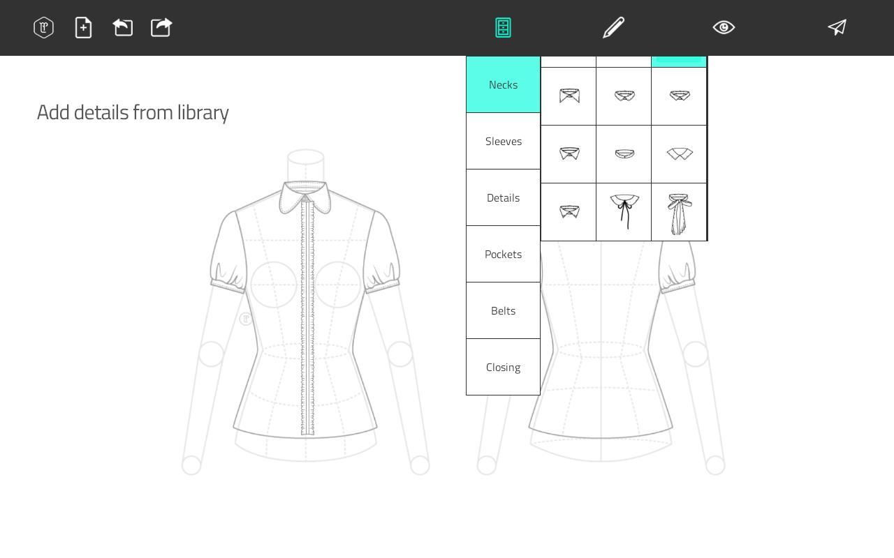 Download aplikasi lovepedia Fashion Design Flat Sketch