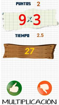 Mates Locas Matemáticas apk screenshot