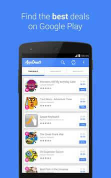 AppDeals. Great Apps on Sale poster