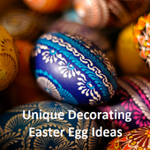Decorating Easter Egg Ideas icon