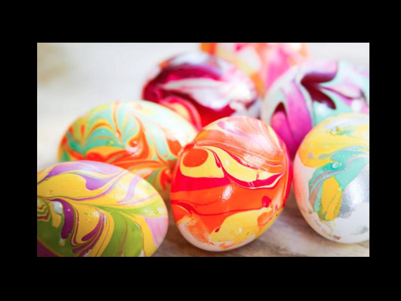 Decorating Easter Egg Ideas poster