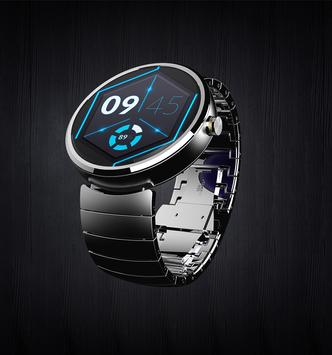 Watchface for Tron screenshot 1