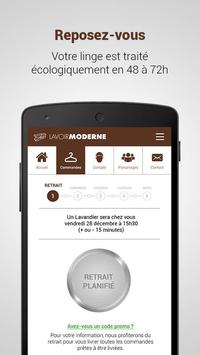 Lavoir moderne apk screenshot