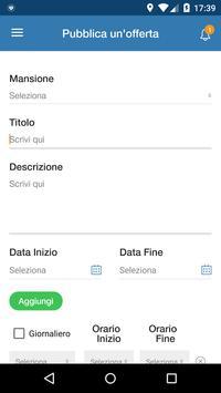 Lavoro Live apk screenshot