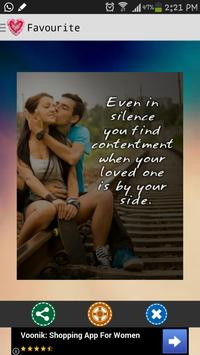 Love Quotes And SMS screenshot 9