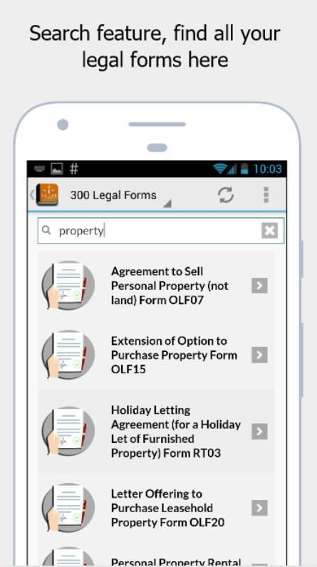 300 Legal Forms For Android Apk Download