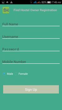 Hostels Apps screenshot 3