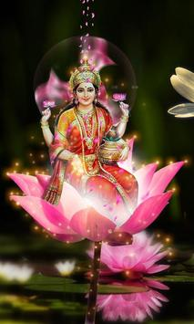 Laxmi Maa Live Wallpaper apk screenshot