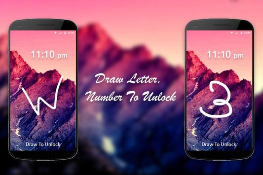 Gesture Lock Screen screenshot 4