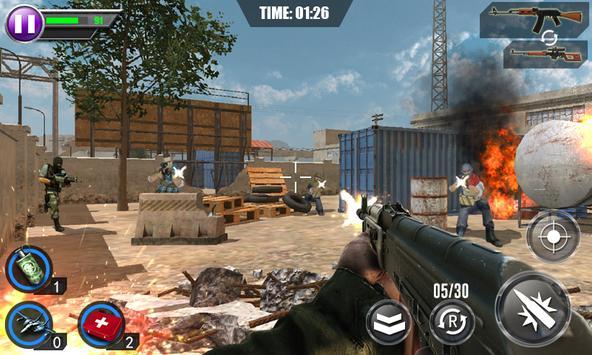 Elite Sniper Kill Shot 3D poster