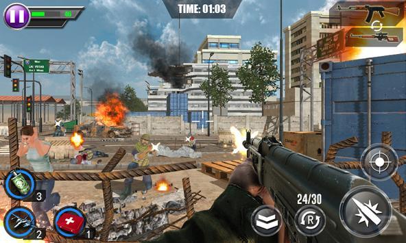 Elite Sniper Kill Shot 3D screenshot 3