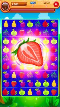Fruit Fresh Match Fun Game apk screenshot