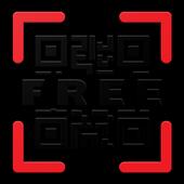 Free QR Code Reader icon