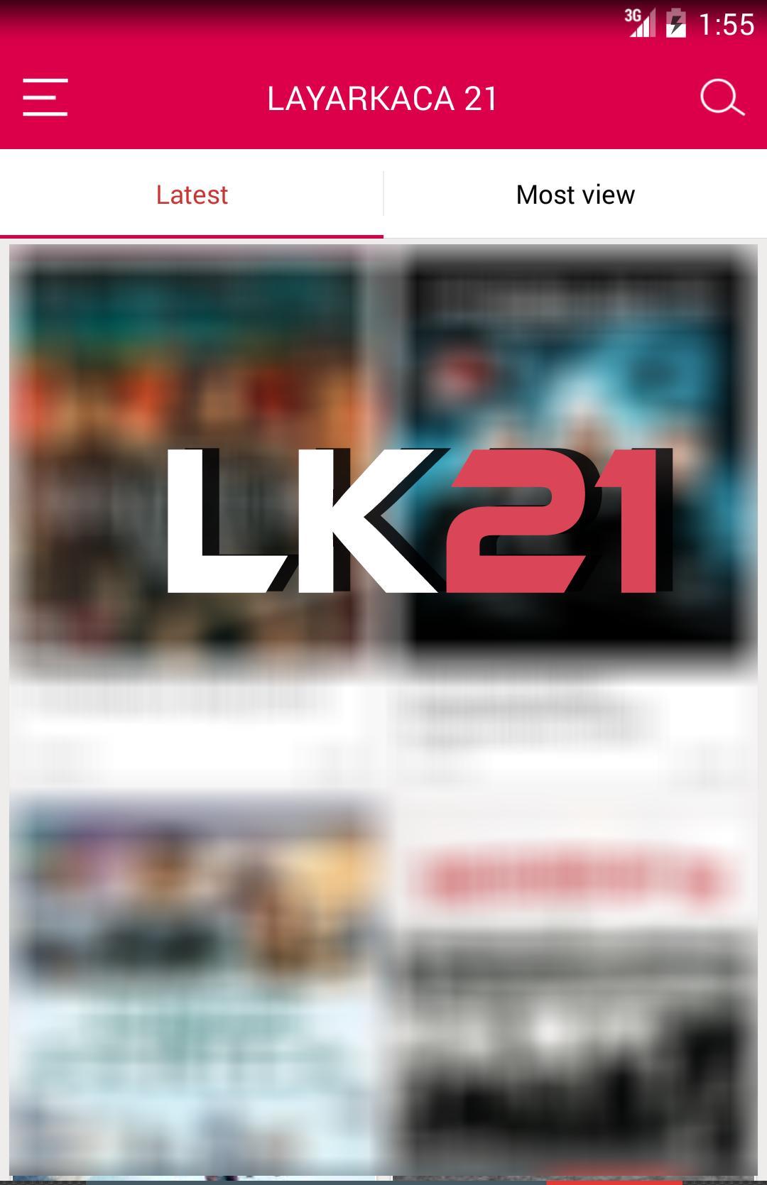 Layarkaca 21 For Android Apk Download