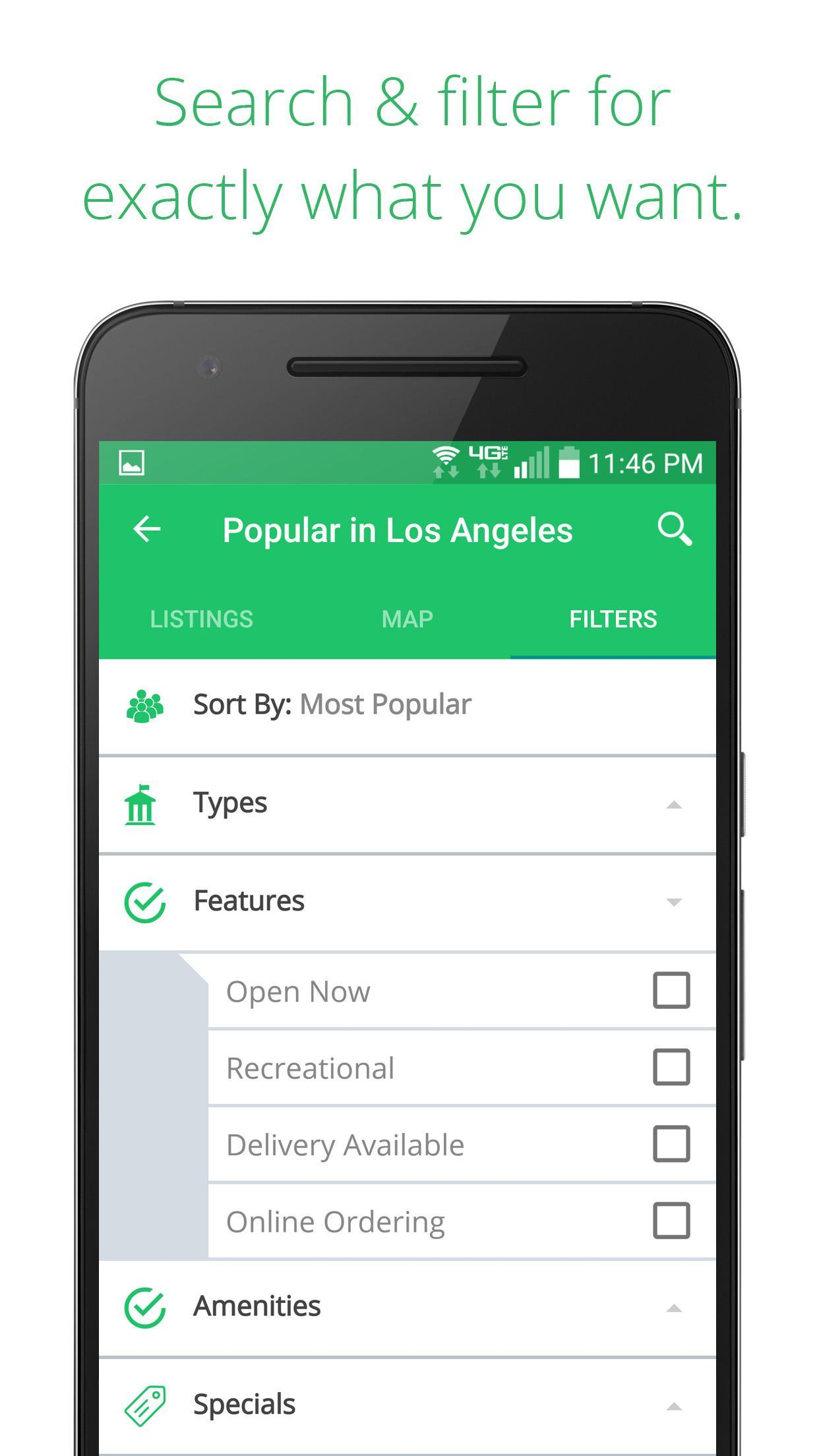 Where's Weed - Marijuana dispensary & delivery app for Android - APK