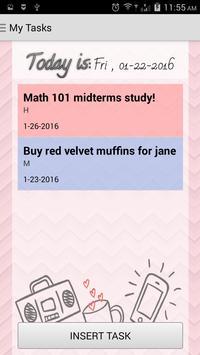 Pocket Maid Farin FREE apk screenshot