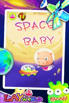 Pingle:SpaceBaby poster