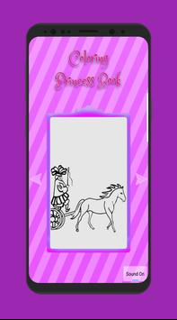 Free Coloring Book for Princess poster