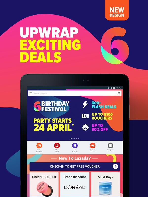 Lazada - Online Shopping & Deals APK Download - Free