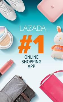 Lazada - Online Shopping & Deals Poster
