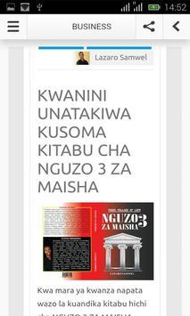 Lazarosamwel apk screenshot