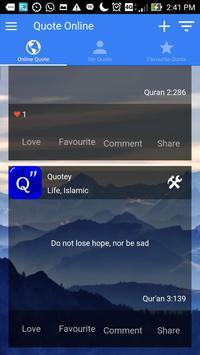 Quotey - Everyday Quotes screenshot 3