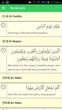 My Al-Qur'an English screenshot 18