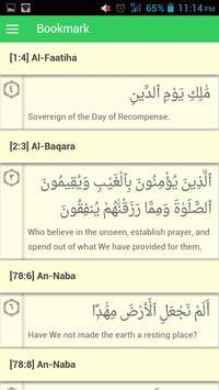 My Al-Qur'an English screenshot 2