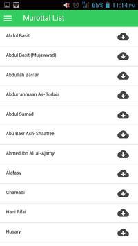 My Al-Qur'an English screenshot 5