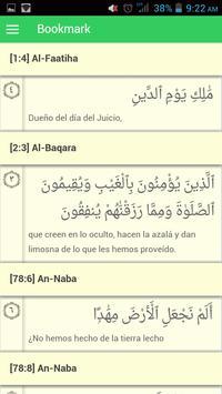 My Al-Qur'an español screenshot 11