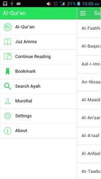 My Al-Qur'an español screenshot 23