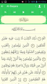 My Al-Qur'an español screenshot 2