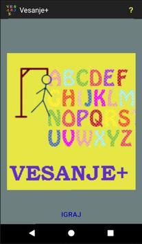 Vesanje+ poster