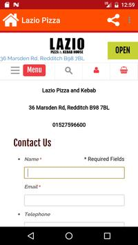 Lazio Pizza screenshot 2