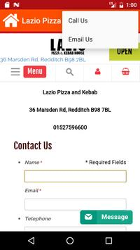 Lazio Pizza screenshot 5