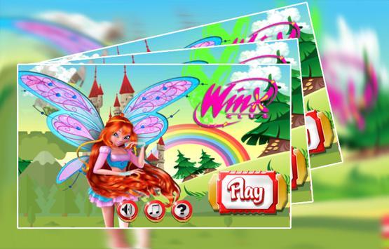 Fairy Winx Adventure Bloom poster