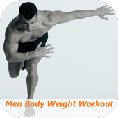 Bodyweight Workouts For Men icon