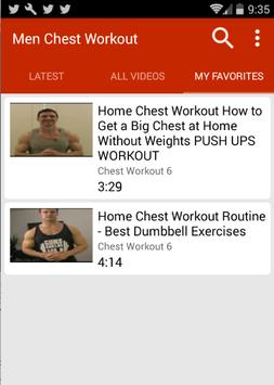 Chest Workout For Men 3